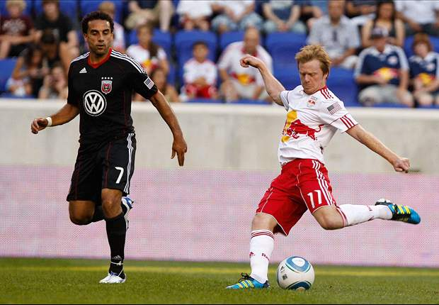 MLS Recap: DeRo's Red Bull revenge, Beckham Olympic goal, huge RSL win