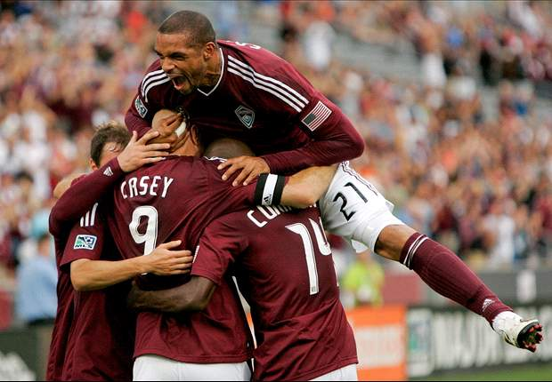 Colorado Rapids 2-1 Vancouver Whitecaps: Host snaps home winless skid