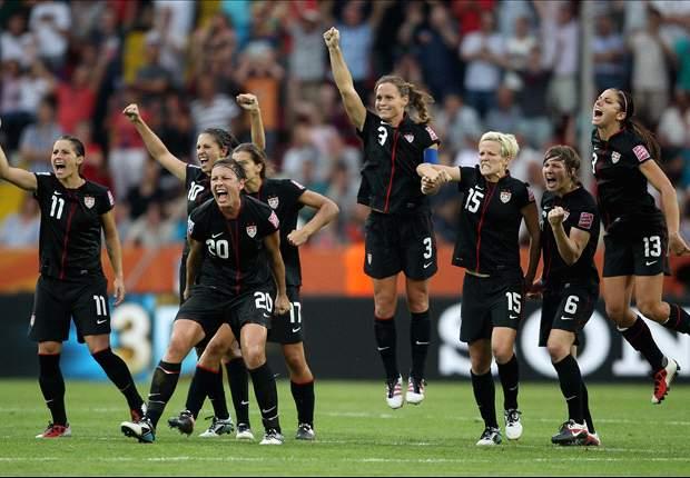 Fifa 2011 Women's World Cup: Sweden ease past Australia, USA send Brazil packing