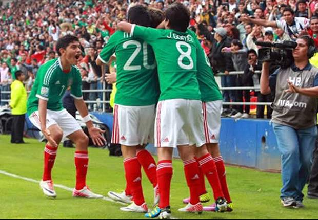 Mexico beat Uruguay to win Under-17 Fifa World Championship