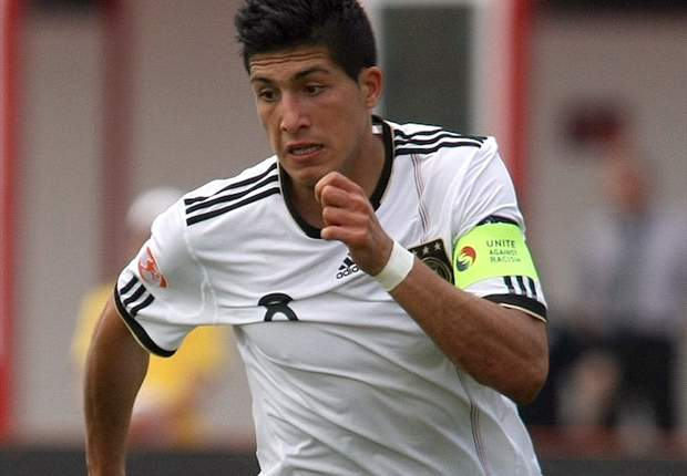 Bayern Munich's Emre Can: My future is with Germany, not Turkey