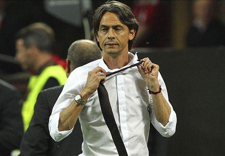 Inzaghi: I'm here until Milan stop me