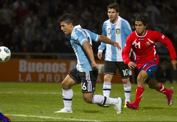 Argentina 4-1 Chile: Hat-trick hero Gonzalo Higuain stars in Monumental demolition