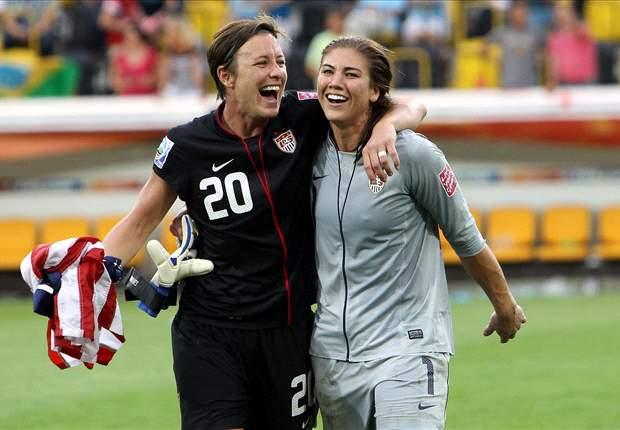 Abgezockte US- Frauen siegen mit 3:1 und ziehen ins WM-Finale ein