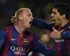 Alves et Mathieu débutent sur le banc