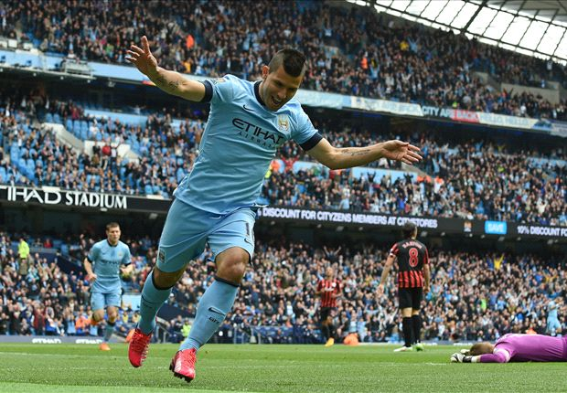 Manchester City 6-0 QPR: Aguero hat-trick condemns Hoops to relegation