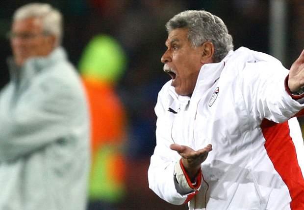 Hassan Shehata leaves Zamalek