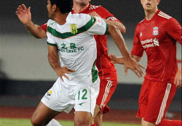 Liverpool youngster Conor Coady thrilled with first goal for the club