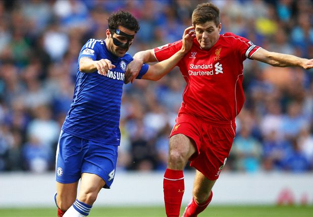 Chelsea 1-1 Liverpool: Gerrard strikes in Stamford Bridge bow