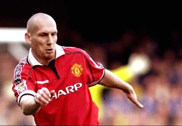 Jaap Stam Masuk Skuat Manchester United Legends