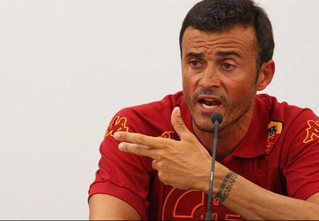 Roma's Luis Enrique has no news on Daniele De Rossi contract, but tips Marco Borriello & David Pizarro to stay