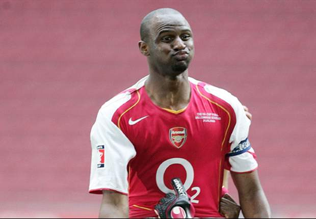 ANG, Arsenal - Vieira de retour ?
