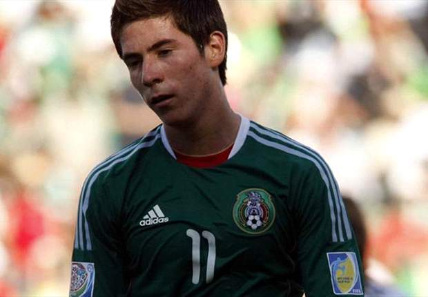 Liverpool close to signing Mexican starlet Marco Bueno
