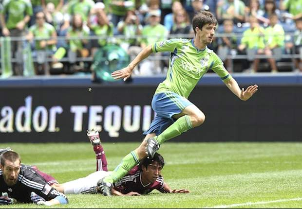 Seattle Sounders FC 4-3 Colorado Rapids: Sounders come out on top in a thriller