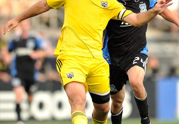 Columbus Crew 0-0 San Jose Earthquakes: Stalemate brings Crew top of the East