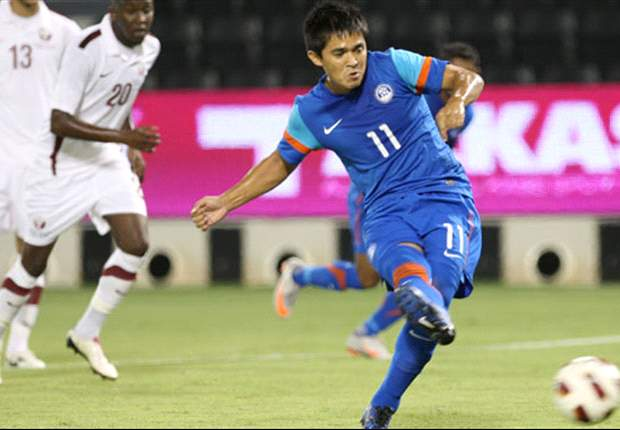 Sunil Chhetri Is Named AIFF Player Of The Year