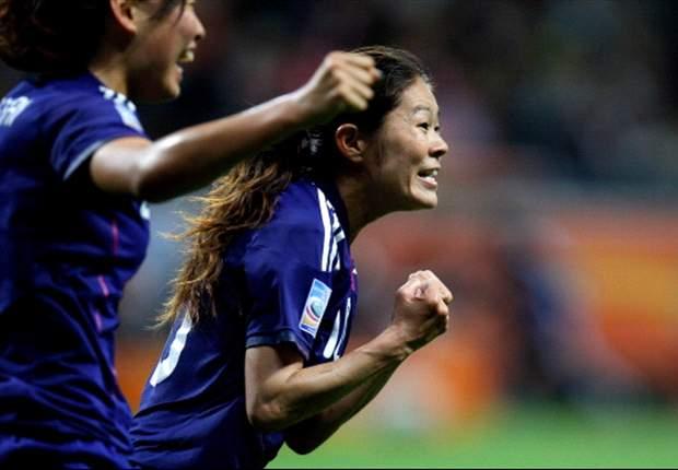 Japan's Homare Sawa wins Fifa Women's World Player of the Year award