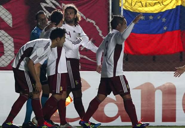 Venezuela coach Cesar Farias overjoyed with historic Copa America victory