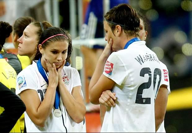 U.S. women enter 2012 Olympics looking to avenge heartbreaking loss in 2011 World Cup final