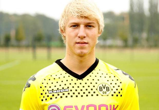Borussia Dortmund leiht Julian Koch wieder nach Duisburg aus