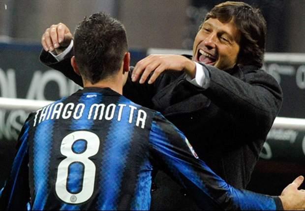 Inter 1-0 Chievo: Solitary Thiago Motta effort earns Ranieri's men second Serie A win of the season