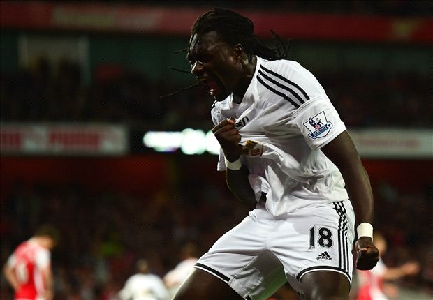 Arsenal 0-1 Swansea City: Late Gomis header stuns Gunners