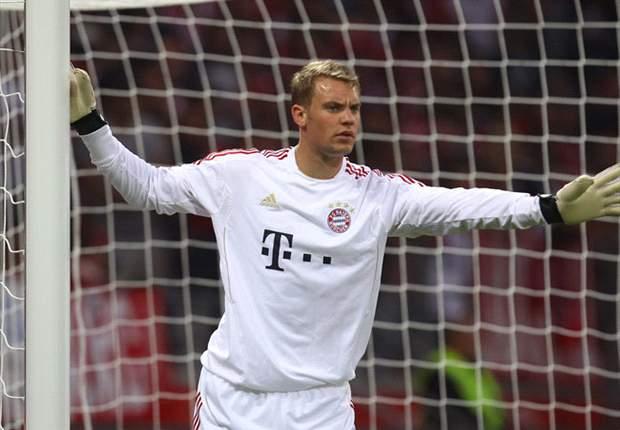 """Manuel Neuer: """"Und dann passiert der Fehler"""""""