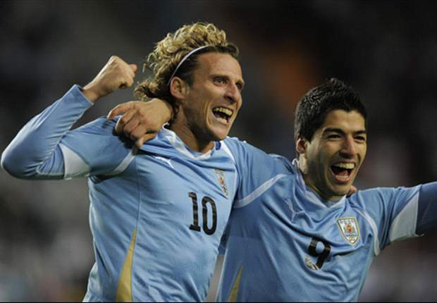 Uruguay's Luis Suarez was the best player at the 2011 Copa America