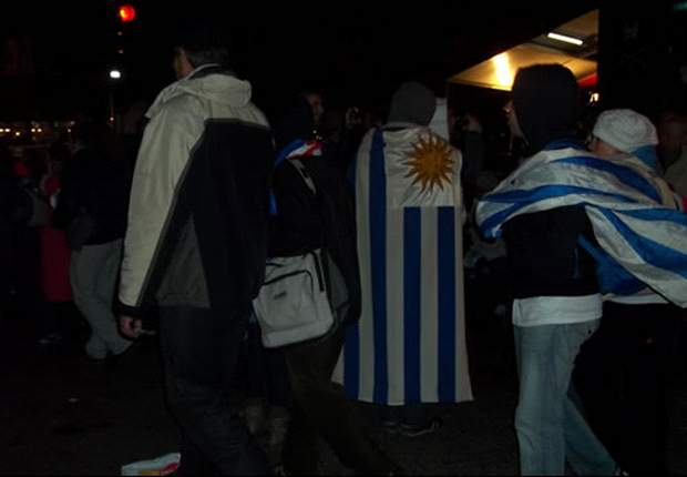 Uruguay & Paraguay Fans Protest Lack Of Tickets For Copa America Final - Report