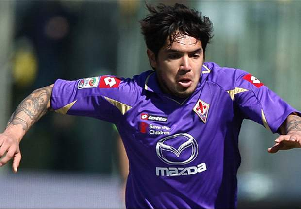 Juventus Bidik Juan Manuel Vargas