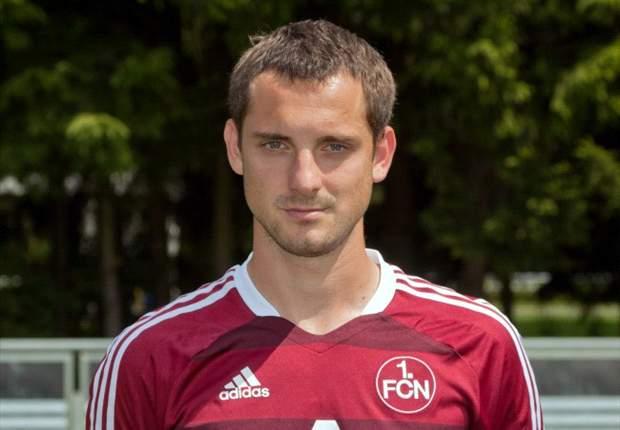 Juri Judt im Einsatz mit Nürnberg - Bald in der Bundesliga mit RB Leipzig?