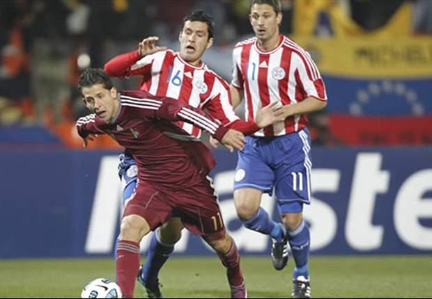 Paraguay 0-0 Venezuela (AET, 5-3 pens.): Gerardo Martino's men triumph on penalties again to march into Copa America final