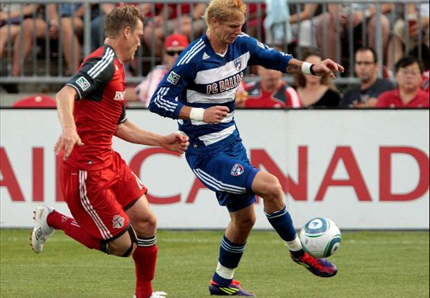 Toronto FC 0-1 FC Dallas: Shea on target again in Dallas win