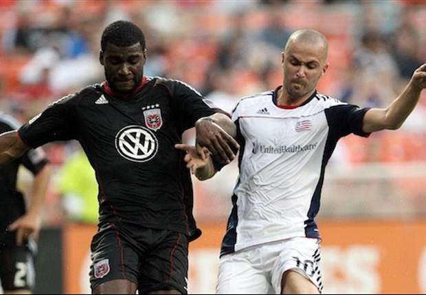 MLS Recap: Revs snap streak, Nyassi trounces NY, LA unbeaten at home