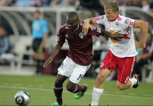 Colorado Rapids 4-1 New York Red Bulls: Sanna Nyassi shines in Rapids win