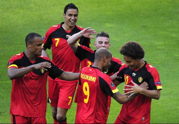 Belgium's golden generation of Hazard, Witsel & Vermaelen boast the individual talent to challenge anyone