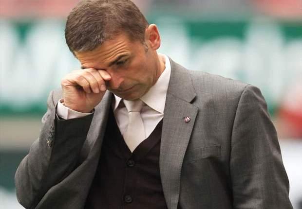 Stefan Kuntz war über das Los im DFB-Pokal alles andere als erfreut