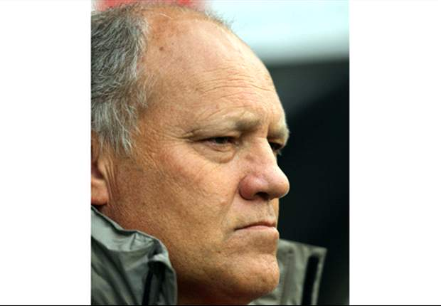 Fulham boss Martin Jol frustrated with side's lack of goals following 2-0 defeat at Stoke City