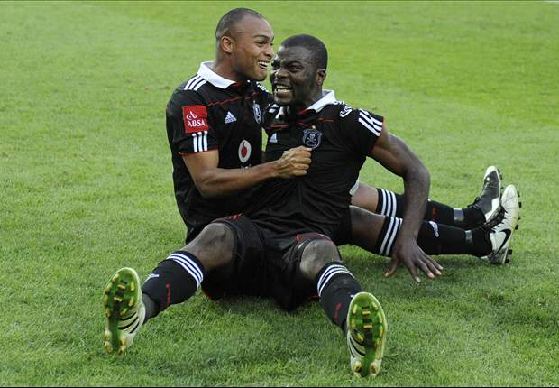 Mamelodi Sundowns 1-3 Orlando Pirates: Pirates cruise to victory in Tshwane