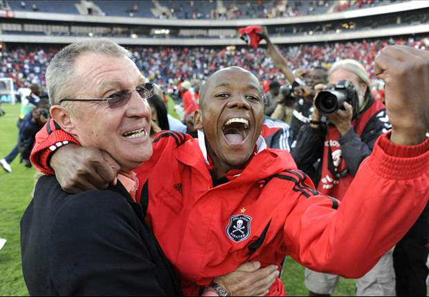 Can Orlando Pirates return to the glory days of Ruud Krol?