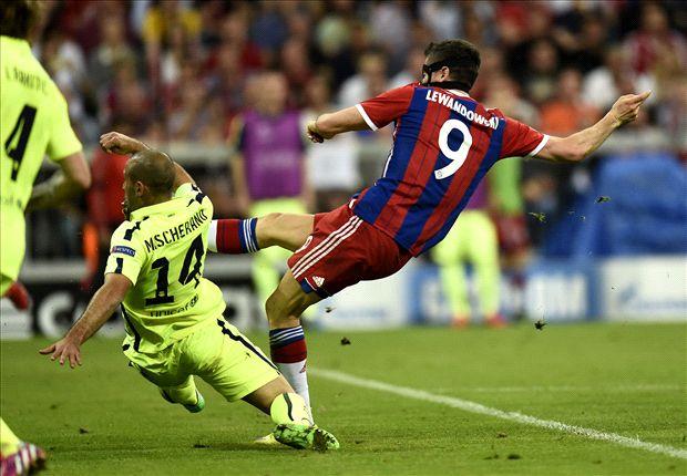 Bayern Munich-Barça 3-2, le Bayern sauve l