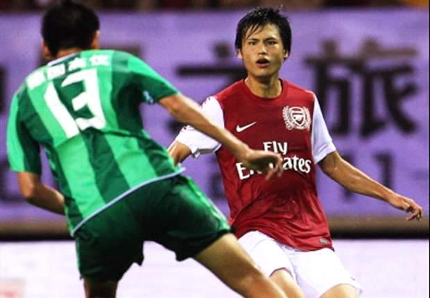 Arsenal have applied for work permit for Japanese starlet Ryo Miyaichi – Feyenoord sporting director