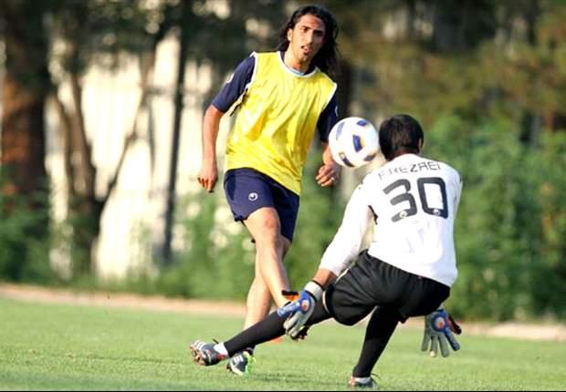 Pelatih Irak Coret Satu Pemain