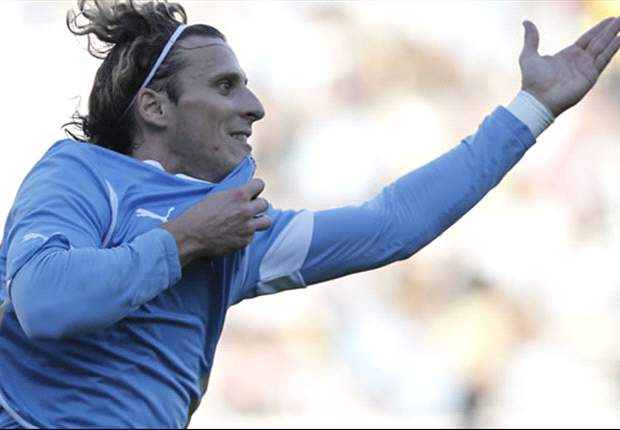 Uruguay's Diego Forlan proud to follow in family footsteps after Copa America victory