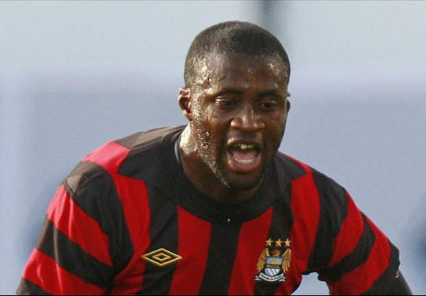 Yaya Toure: Manchester City can be the next Barcelona