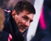 Messi quiere la triple corona