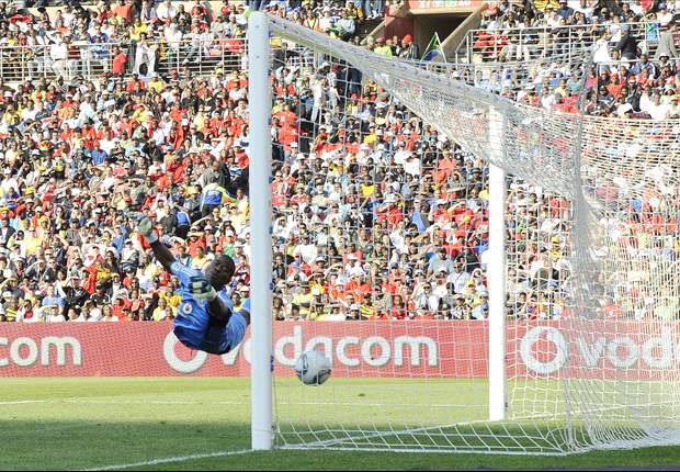 Bafana keeper Senzo Meyiwa credits Josephs for his 2013 Afcon call-up