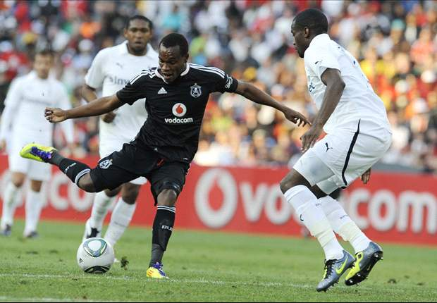 Orlando Pirates loan Rudolph Bester to Arrows