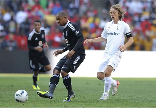 Andile Jali on top of agents list for European transfer