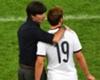 Löw e a comparação de Götze com Messi